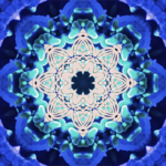 Calm vibes tv true blue meditation animation